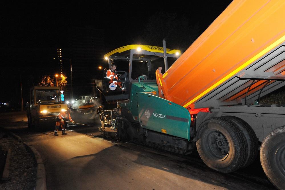 В Самаре проводится ремонт улиц-поперечников